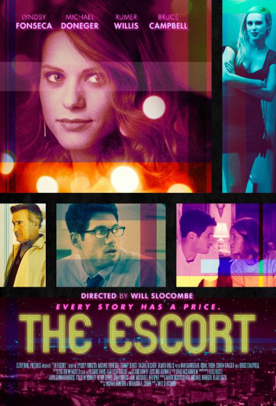 The Escort 2015 poster