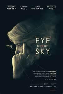 Eye in the Sky 2016 poster