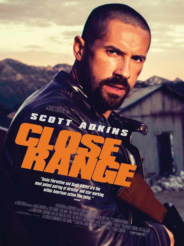 Close Range 2015 poster
