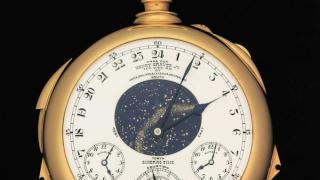 Cel mai scump si cel mai complicat ceas din lume