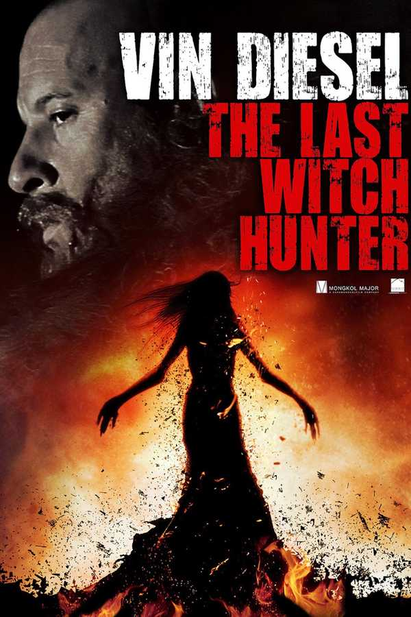 The Last Witch Hunter 2015 poster