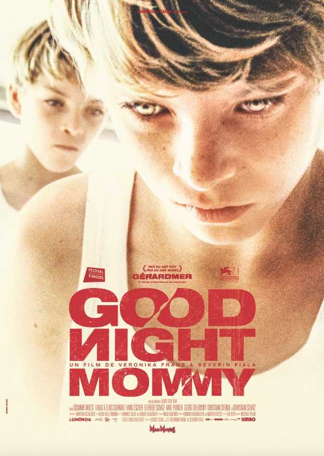 Goodnight Mommy 2015 poster