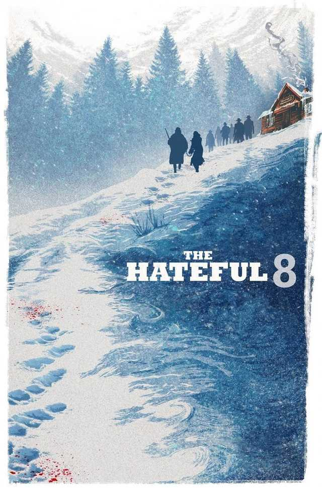 The Hateful Eight 2016 poster