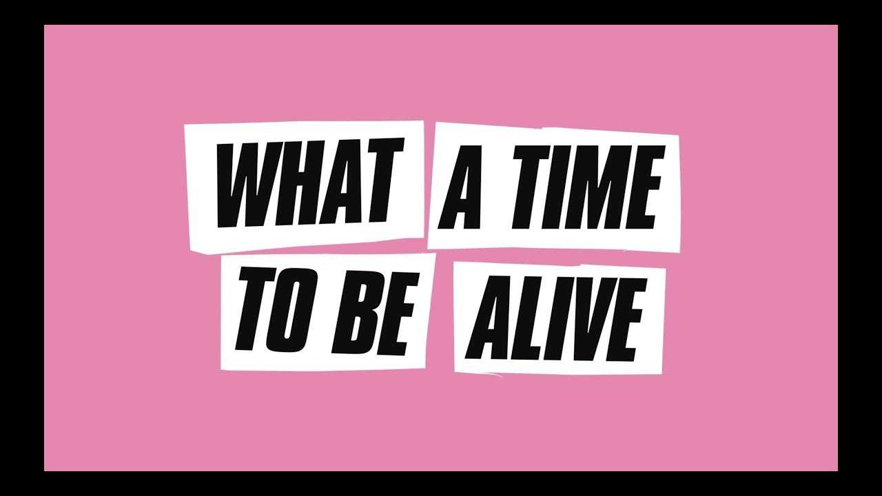 Superchunk - What a Time to Be Alive (Lyrics)