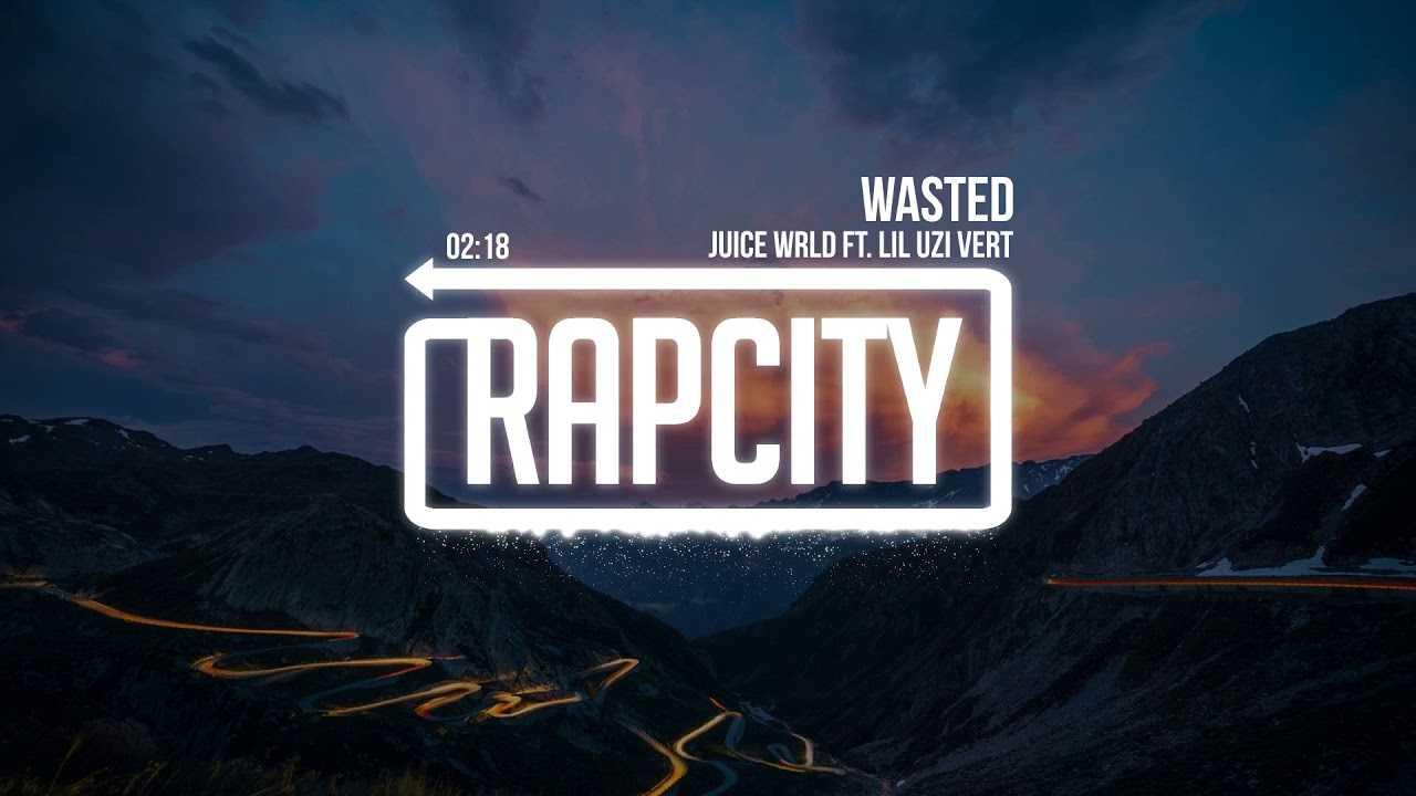 Juice WRLD feat  Lil Uzi Vert - Wasted (Lyrics)