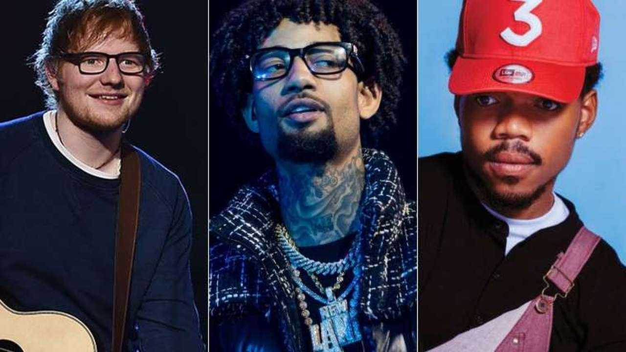 Ed Sheeran ft. Chance The Rapper & PnB Rock