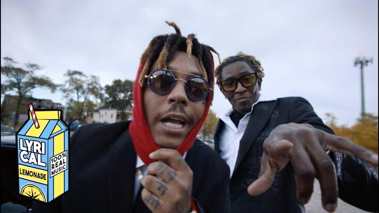 Juice WRLD & Young Thug – Bad Boy Lyrics